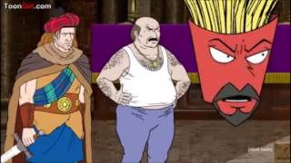 Aqua Teen Hunger Force episode The Greatest Story Ever Told Part 2