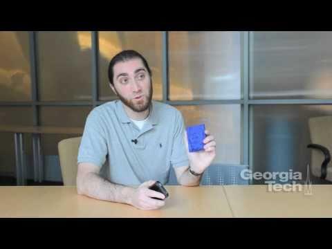 Trimensional 3-D Scanner iPhone App Video