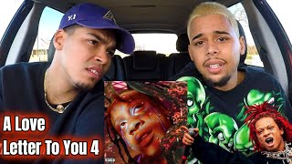 TRIPPIE REDD   A LOVE LETTER TO YOU 4 (ALBUM) REACTION REVIEW