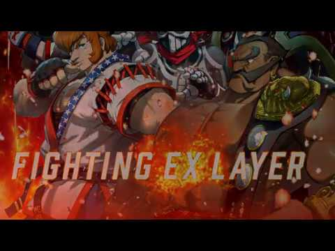 Fighitng EX Layer : Character's Bio & Storylines thumbnail