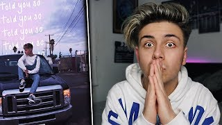 HRVY   Told You So (Official Video) BEST REACTION!!!