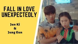 Unexpectedly | Jun Ki X Jung Eun (Welcome To Waikiki 2)