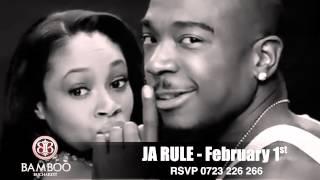 Ja Rule  Bamboo Bucharest on February 1st  promo