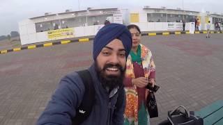 India To Pakistan | Kartarpur Corrider | Sikh riders of India