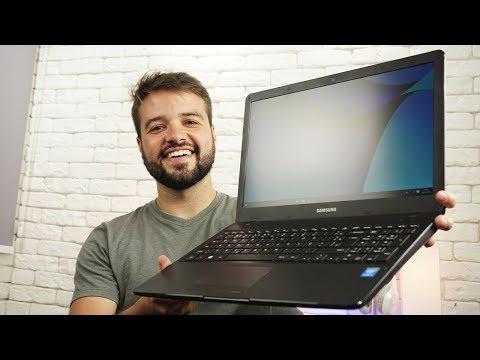Samsung Essentials E34 | melhor notebook barato? Análise!