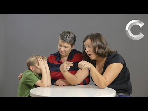 The Birds and the Bees | Parents Explain | Cut