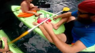 Udforskning Af El Nido - I Kayak
