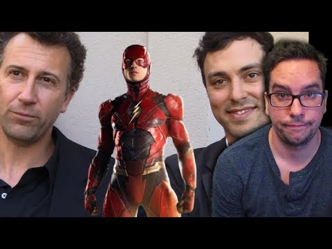 Ben Affleck Turned Down Directing 'Flashpoint'? More on the Two Directors Helming the Movie.