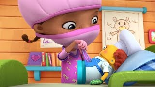 Доктор Плюшева - Серия 3 Сезон 3 - самые лучшие мультфильмы Disney для детей