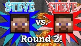 Steve vs. Steve - A Minecraft Rivalry - EP02