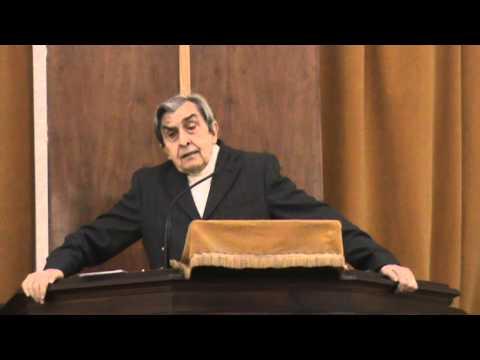 Preview video I^ Domenica d´Avvento - Predicazione del Pastore D. Maselli