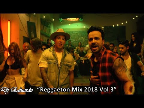 Download Reggaeton Mix 2018 Vol 3 HD Luis Fonsi, Daddy Yankee, Nicky Jam, Enrique Iglesias, Ozuna, J. Balvin HD Mp4 3GP Video and MP3