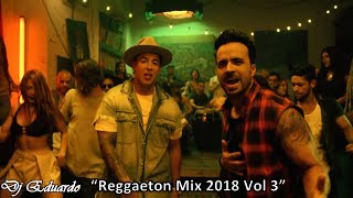 Reggaeton Mix 2019 Vol 3   Luis Fonsi, Daddy Yankee, Nicky Jam, Enrique Iglesias, Ozuna, J. Balvin