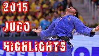 Judo Highlights - 2015