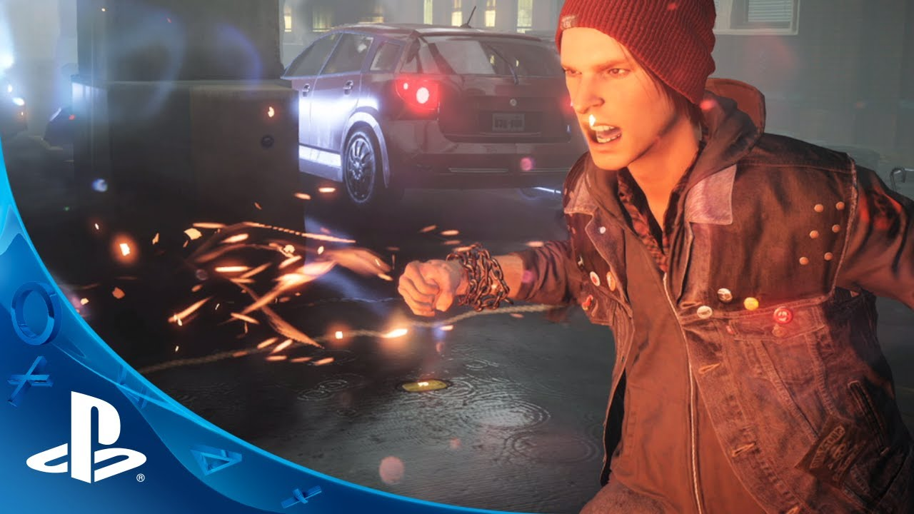 inFAMOUS Second Son Hands-on: Great Power, Great Responsibility