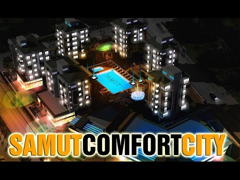 Samut Comfort City Tanıtım Filmi