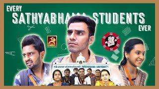 Every Sathyabhama College Students Ever | Idhu Adhu Illa #1 | Black Sheep