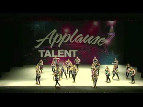 Best Hip Hop // Bounce - K Monique's Studio of Dance [Indianapolis, IN 2]