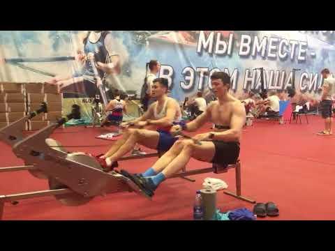 Илья Кондратьев и Андрей Потапкин на тренировочном сборе