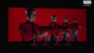 Kraftwerk 3D - The Robots (Live) HD