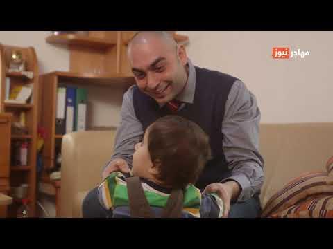 خالد أمهن...يجب ان يعم السلام في سوريا لنعود