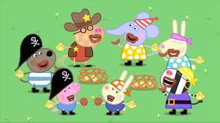 Свинка Пеппа на русском все серии подряд | Пикник с Пеппой | Мультики