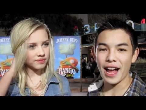 Is ryan potter dating gracie dzienny