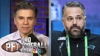 Carolina Panthers coach Matt Rhule has work cut out in first year | Pro Football Talk | NBC Sports