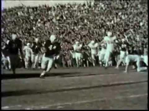 In Memory of College Football Hall of Famer John David Crow