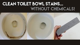 Clean Your Toilet with Ease