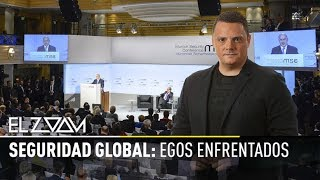 Seguridad global: Egos enfrentados - El Zoom de RT