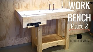 Download Woodworking Workbench Build // Part 2
