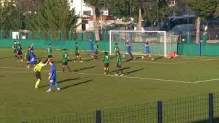 Quindicesima giornata : Castelnuovo Vomano-Porto Sant'Elpidio (Highlights)