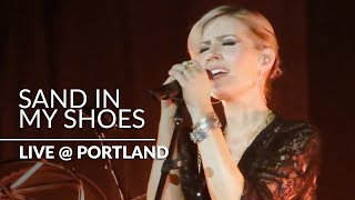 Dido - Sand in my shoes (Live @ Roseland Theater, Portland, Or)