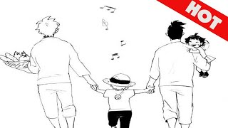 NARUTO ナルト漫画: ご隠居カカ誕 - 【マンガ動画】 Coffee Manga