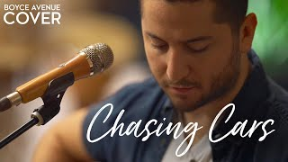 Chasing Cars   Snow Patrol (Boyce Avenue Acoustic Cover) On Spotify & Apple