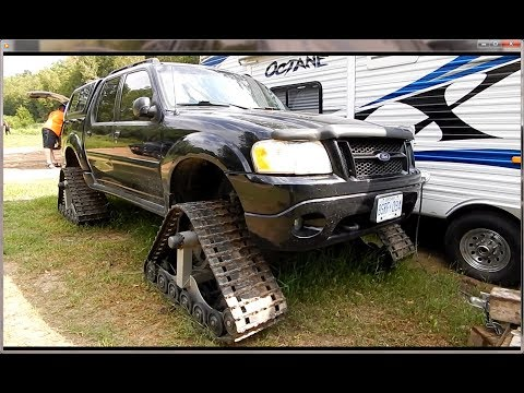 BEST Ford Explorer Off-Road Vehicle I Have Ever Seen