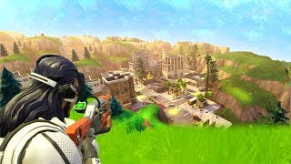 NEW CITY UPDATE TODAY? + TOP FORTNITE PLAYER! (Fortnite Battle Royale)