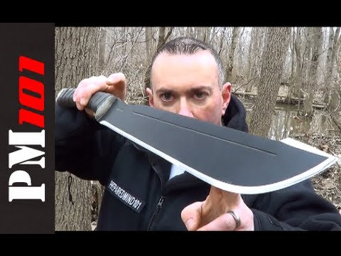 Condor Discord Machete: Dragon, Zombie, and Tree Slayer! – Preparedmind101