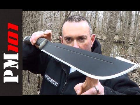 Condor Discord Machete: Dragon, Zombie, and Tree Slayer! – Preparedmind101