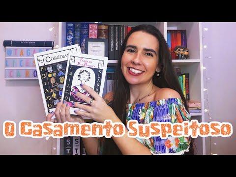 O CASAMENTO SUSPEITOSO - Ariano Suassuna ?? | Ana Carolina Wagner