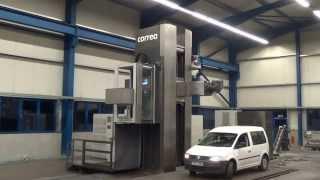 Fräsmaschine CORREA SUPRA 90 NC Service