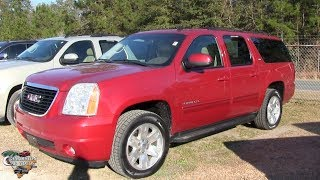 Here's a 2012 GMC Yukon XL w/SLT Package | For Sale REVIEW & Condition Report