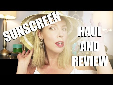 SUNSCREEN HAUL & REVIEW – HOW MUCH SPF DO YOU REALLY NEED?
