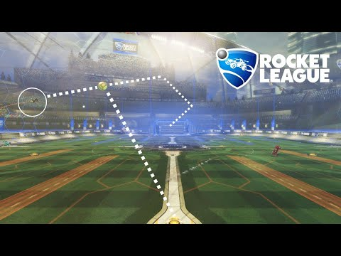 The craziest goal I've ever scored in Rocket League
