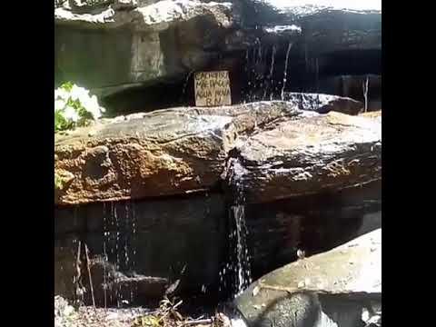 Cachoeira Mãe Dágua Água Nova RN