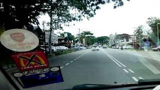 preview picture of video 'Konvoi anak muda pakatan rakyat Pulau Pinang.'