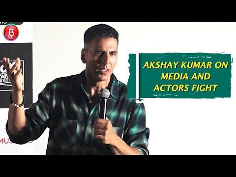 Akshay Kumar: Relationship Between Media & Actors Is Like Husband & Wife