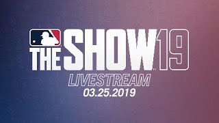 MLB The Show 19 - Countdown to Launch