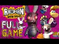 Rayman Raving Rabbids Full Game Longplay ps2